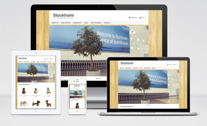 stockholm-responsive